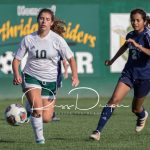 Girls JV Soccer vs Elkhart Central 9-5-17
