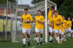 9-12-17 Northridge Varsity Soccer vs Concord