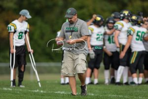 JV Football vs Warsaw 9-16-17