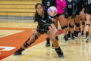 Girls Varsity Volleyball vs Goshen 9-14-17