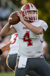 Northridge Varsity Football vs Goshen