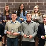 2017 Fall Mental Attitude Winners