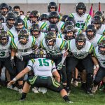 Varsity Football vs Memorial NLC Title Game 10-2-17