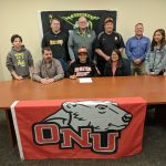 Troyer signs with Ohio Northern baseball