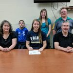 Bond to join Trine for pole vaulting