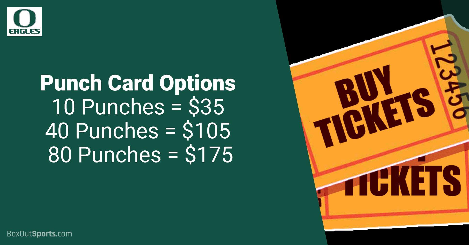 Let Us Punch Your Ticket for Olivet Athletics in 2018-19!