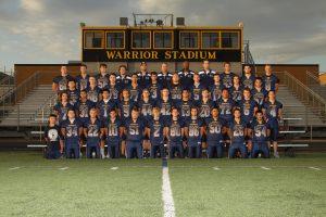 Varsity Football 2013