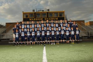 Freshmen Football 2013