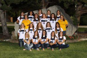 Varsity Girls Soccer 2013