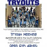 Cheer Parent Meeting/Tryouts/Open Gyms