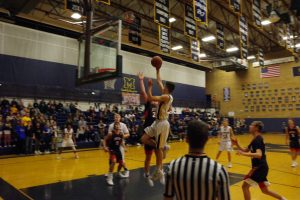 Boys Basketball vs Boise