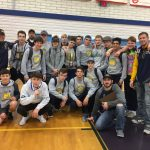 Wrestlers Win R.D. Brown Invitational
