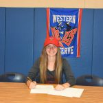 Ashleigh Rowley Signs National Letter of Intent
