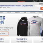 Western Reserve Blue Devil TEAM STORE is now available.