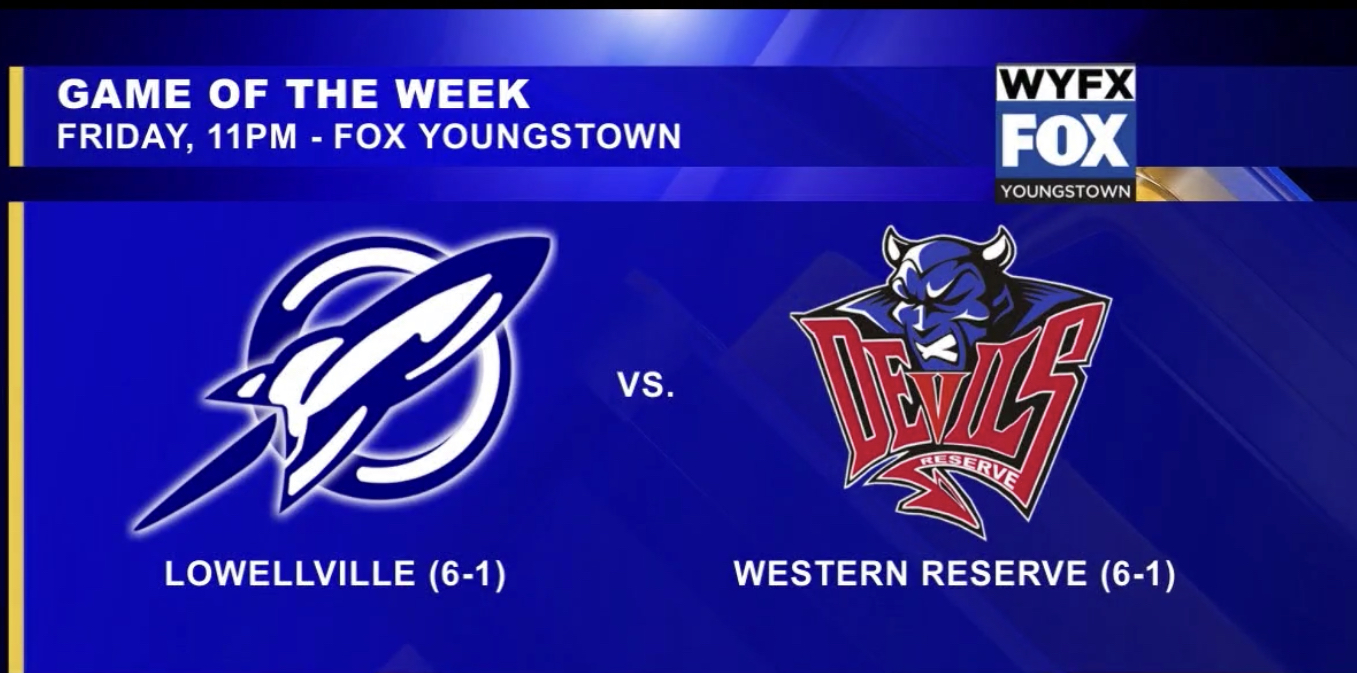 WKBN GAME OF THE WEEK: 10/18 Homecoming game vs Lowellville