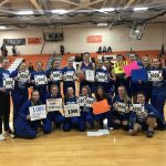 Girls Varsity Basketball beats Springfield Local 56 – 42