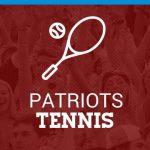 Thomas Jefferson High School Varsity Tennis falls to Creekview High School 6-13