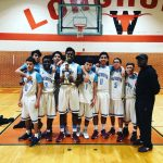 JV Boys Basketball takes Fifth Place @ WT White Thanksgiving Tournament