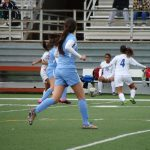 TJ Girls Soccer are on Fire defeating Conrad High School