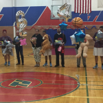 Jefferson Upsets Hillcrest on Senior Night!!