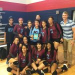 TJ takes first place at Molina Tournament!