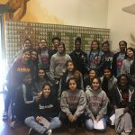 Girls Basketball Lends a Helping Hand