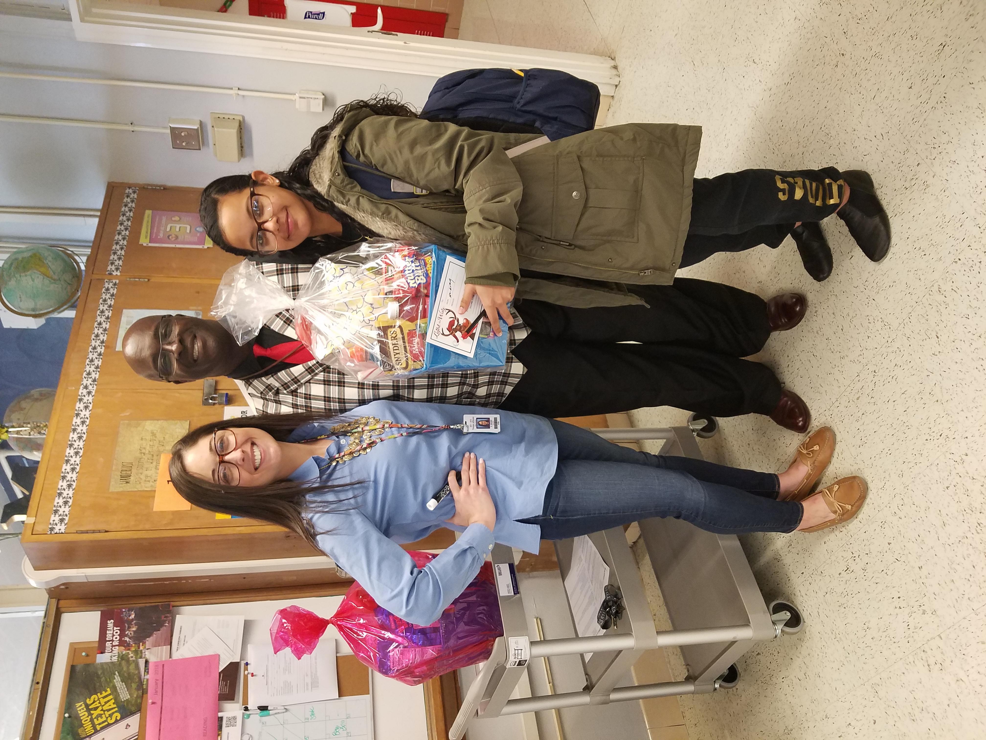 School Wide Recognition: Joanlly Rodriguez