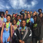 Thomas Jefferson Lady Patriot Track & Field