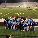 Girls Varsity Soccer beats L G Pinkston 10 – 1