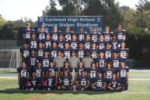 JV Football Team Picture