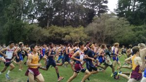 Cross Country – Lowell Invite