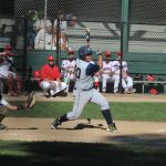 Carlmont High School Junior Varsity Baseball beat Burlingame High School 3-2