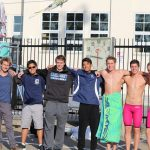Carlmont High School Boys Varsity Swimming finishes 1st place