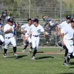 Carlmont High School Junior Varsity Baseball beat Capuchino High School 6-3