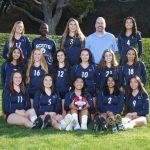 2017 Varsity Girls Volleyball Team Photo