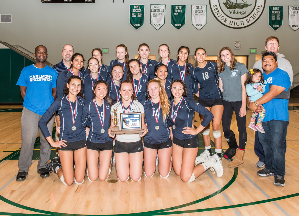 Carlmont Girls Volleyball – Nor Cal Finals this Saturday