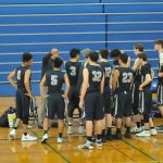 Carlmont High School Boys Varsity Basketball beat South San Francisco High School 64-33