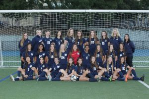 2017 Girls Soccer Team Photos