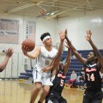 Boys Varsity Basketball beats McClymonds(Oakland) 63 – 31