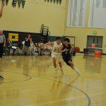 Boys Varsity Basketball beats Capuchino 45 – 41