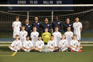 Frosh Boys Soccer