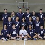 JV Boys Volleyball