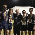 Boys Track Medley Relay Team Finished in Third Place at the Arcadia Invite