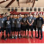Boys Varsity Volleyball beats Palma 2 – 0