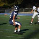 Carlmont vs Mountain View - Junior Varsity football