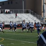 Carlmont vs San Mateo Junior Varsity Football