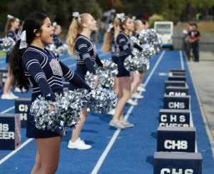 Varsity Cheer Photos