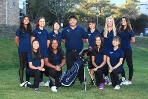 Varsity Girls Golf – 2018