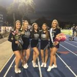 Varsity Cheer Senior Night Photos