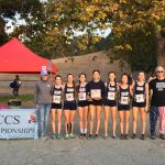 Girls Varsity Cross Country finishes 2nd place at Central Coast Section Championships